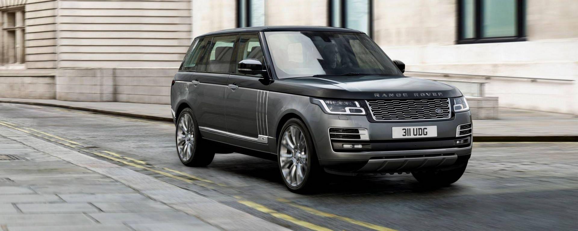 Range Rover SVAutobiography: tutto il lusso che c'è