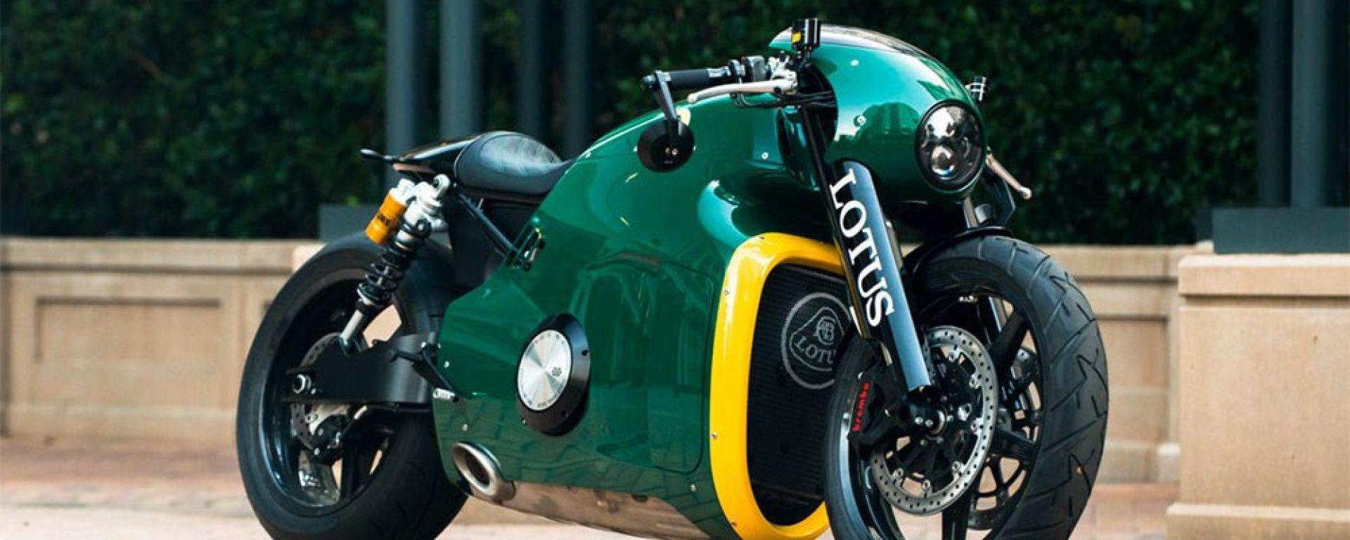 Lotus C-01, all'asta uno dei 100 esemplari prodotti
