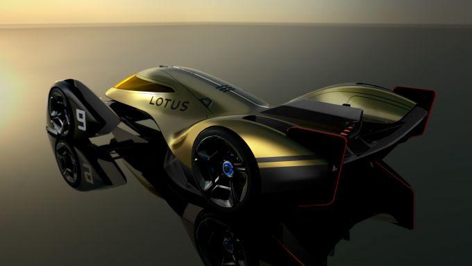 Lotus E-R9, endurance per il 2030