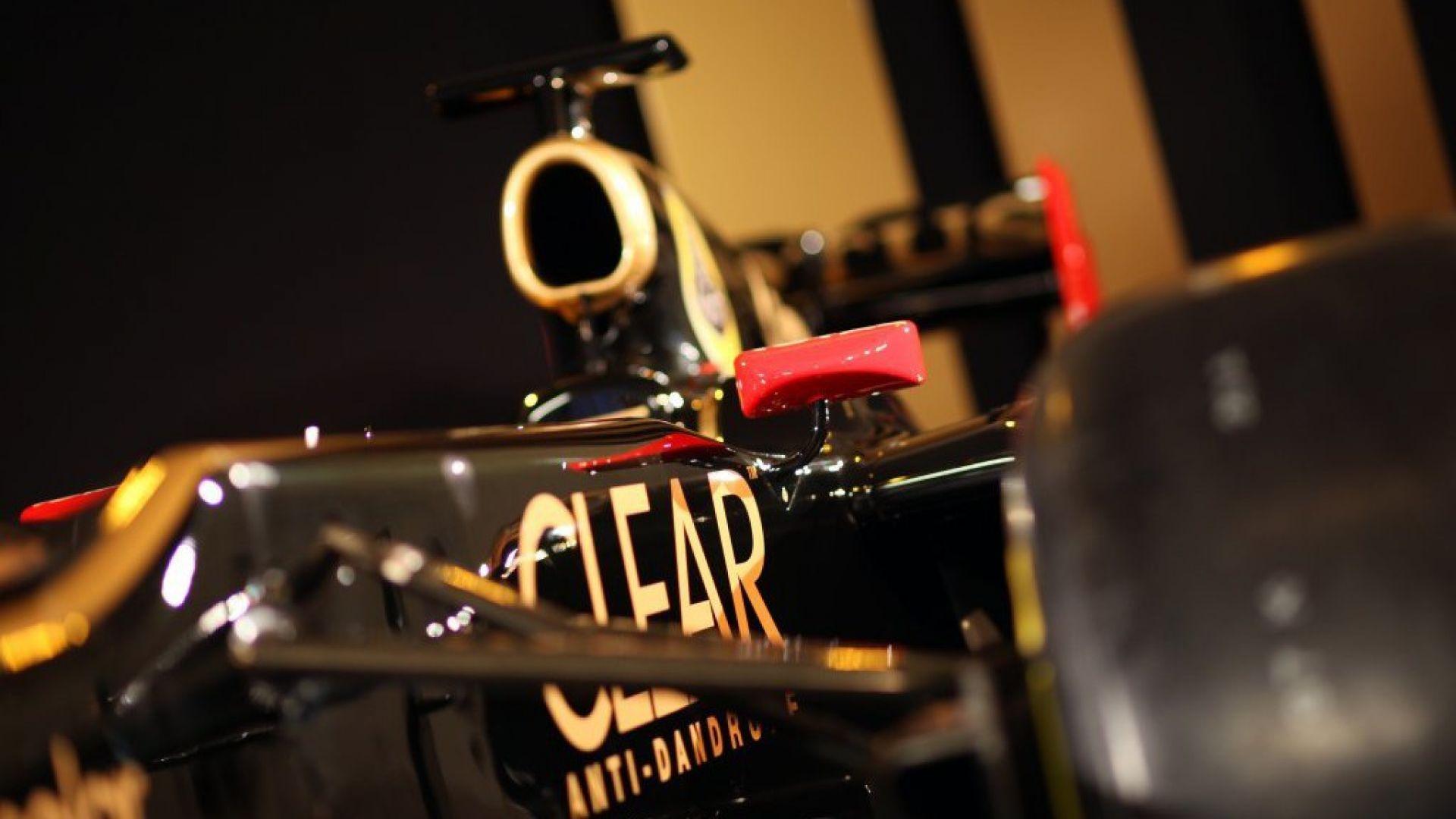 Immagine 3: Lotus E20