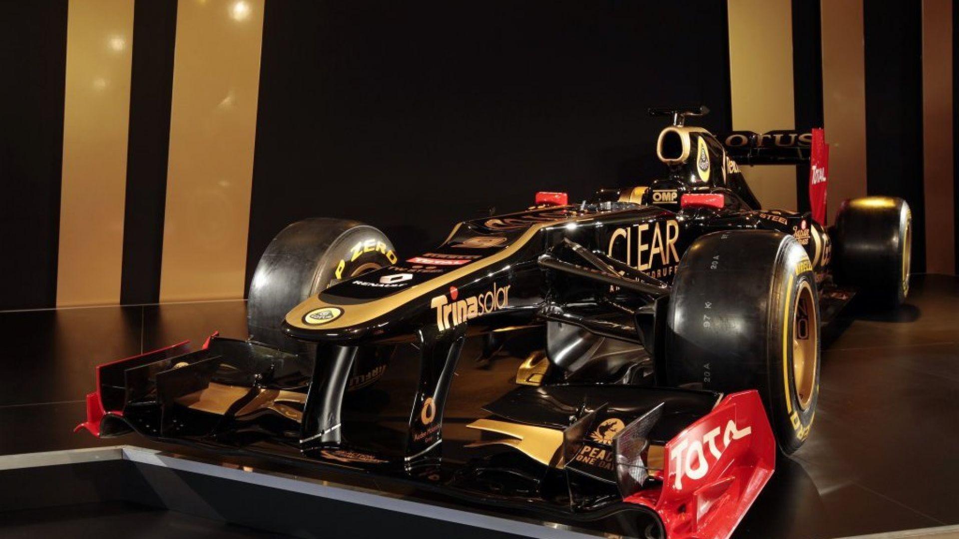 Immagine 4: Lotus E20