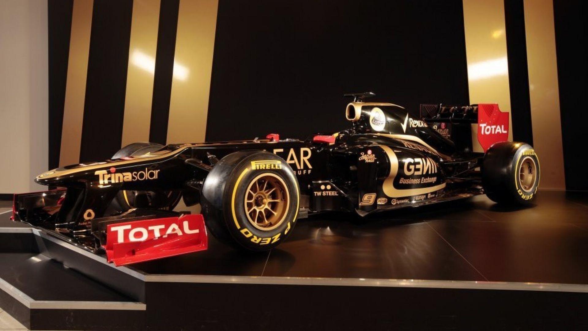 Immagine 1: Lotus E20