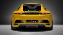 Lotus Elan Concept (2010), il posteriore