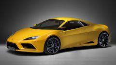 Lotus Elan Concept (2010), vista 3/4 anteriore