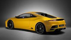 Lotus Elan Concept (2010), vista 3/4 posteriore