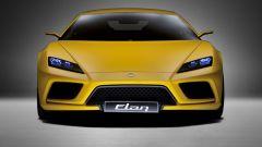 Lotus Elan Concept (2010), vista frontale