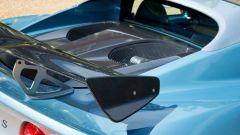 Lotus Elise 250 Special Edition ha un alettone in fibra di carbonio