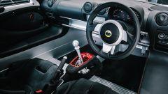 Lotus Elise Cup 250 Bathurst: gli interni