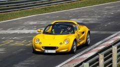 Lotus Elise prima serie al Nurburgring Nordschleife