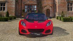 Lotus Elise Sprint: 798 kg sul piatto della bilancia