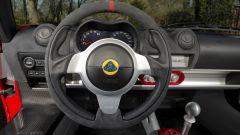 Lotus Elise Sprint, il volante