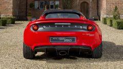 Lotus Elise Sprint: meno peso con due fanali in meno al posteriore