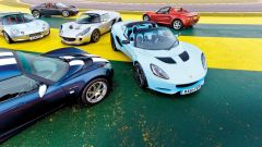 La produzione di Lotus Elise potrebbe ripartire, se...