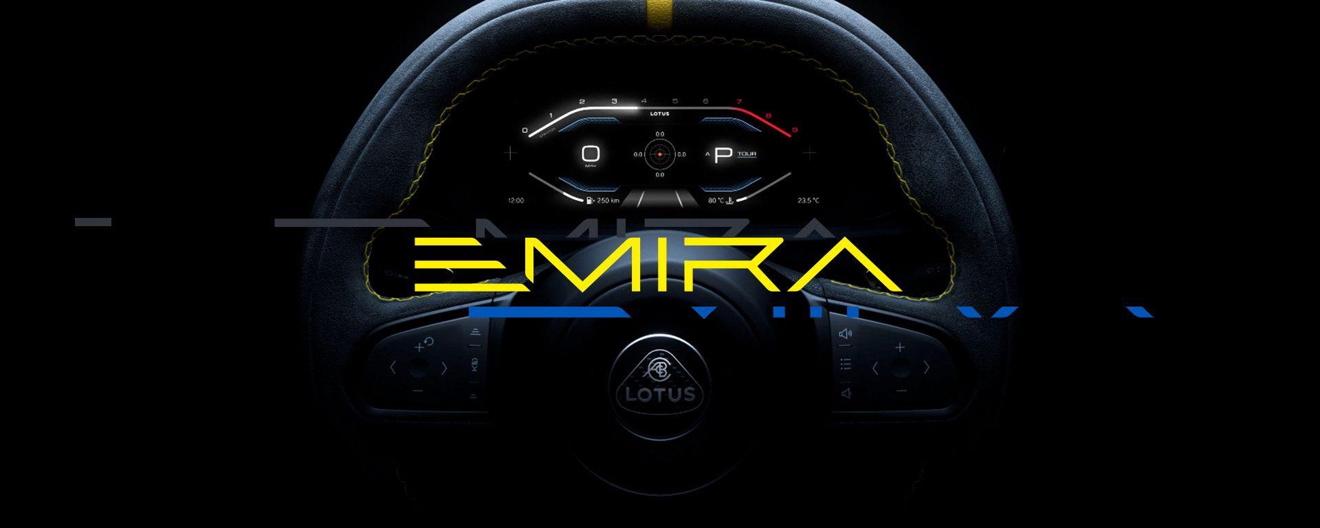 Lotus Emira, giunge il grande giorno della world premiere