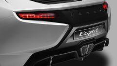 Lotus Esprit Concept 2010: dettaglio posteriore