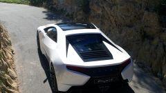 Lotus Esprit Concept 2010: il posteriore