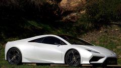 Lotus Esprit Concept 2010: vista 3/4 anteriore