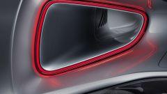 Lotus Evija: un dettaglio del tunnel venturi posteriore