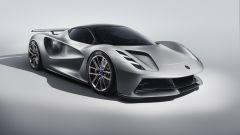Lotus Evija: vista 3/4 anteriore