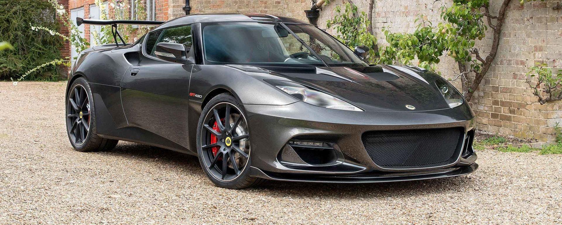 Lotus Evora GT430: la più potente di sempre in soli 60 esemplari