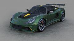 Lotus Exige Cup 430 Type 25: il tributo a Jim e Colin - Immagine: 1
