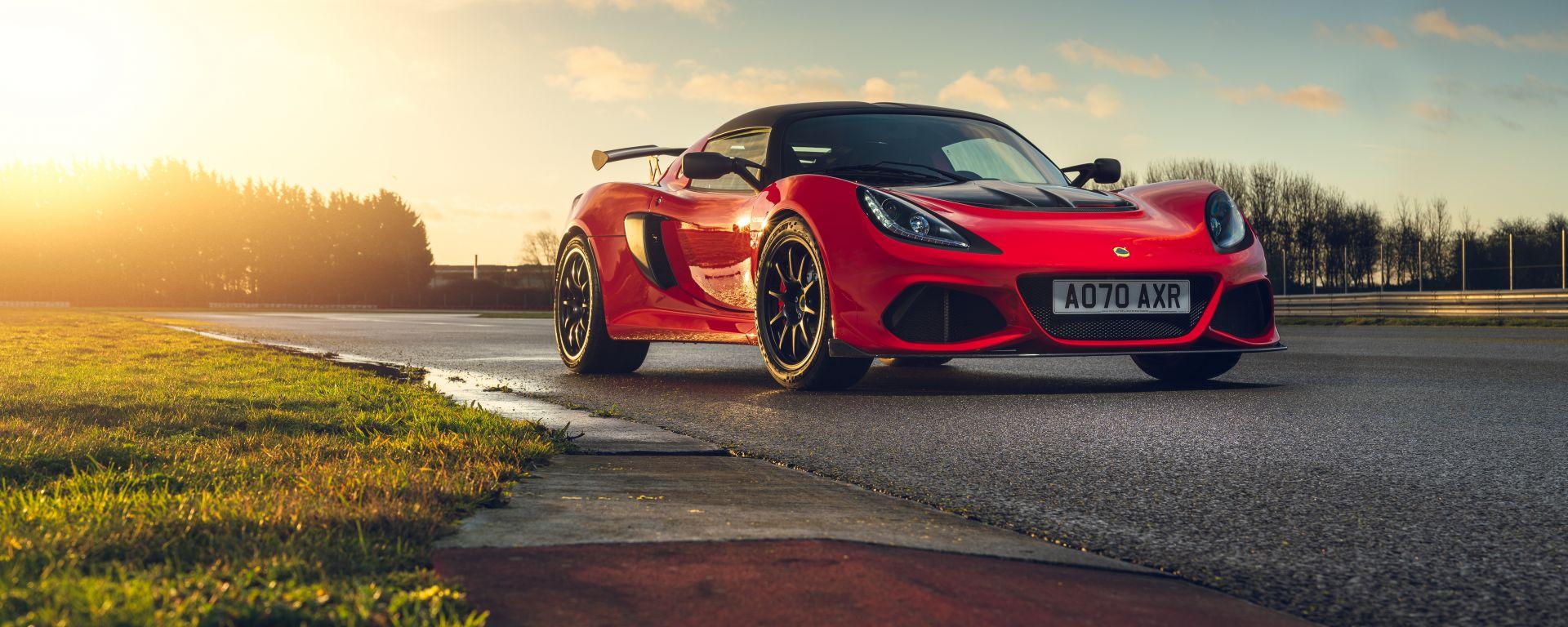 Lotus Exige Sport 420 Final Edition
