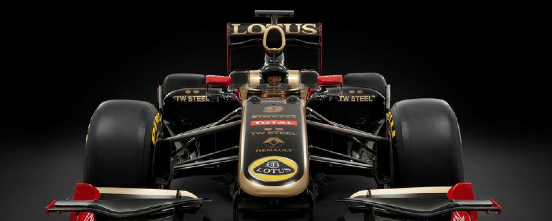 Lotus-Renault R31