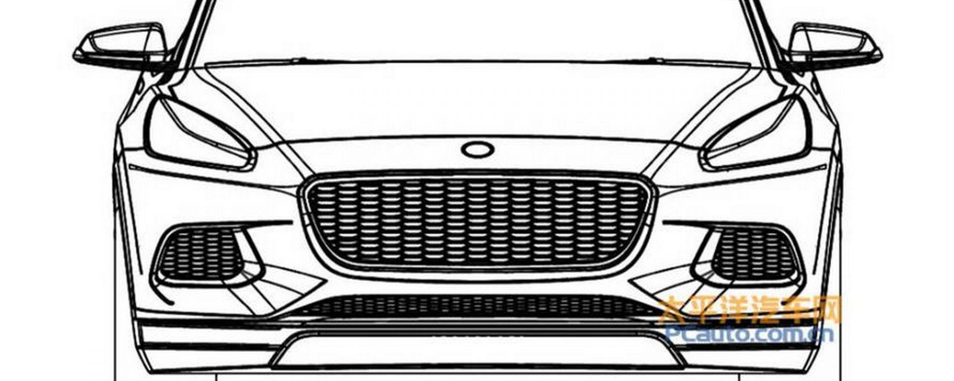 SUV Lotus: stessa piattaforma di Volvo XC90 e XC60