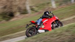 Loudest bike: Ducati Panigale V4s sulle strade del passo del Penice