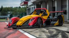 Loudest car: Radical SR3 2014