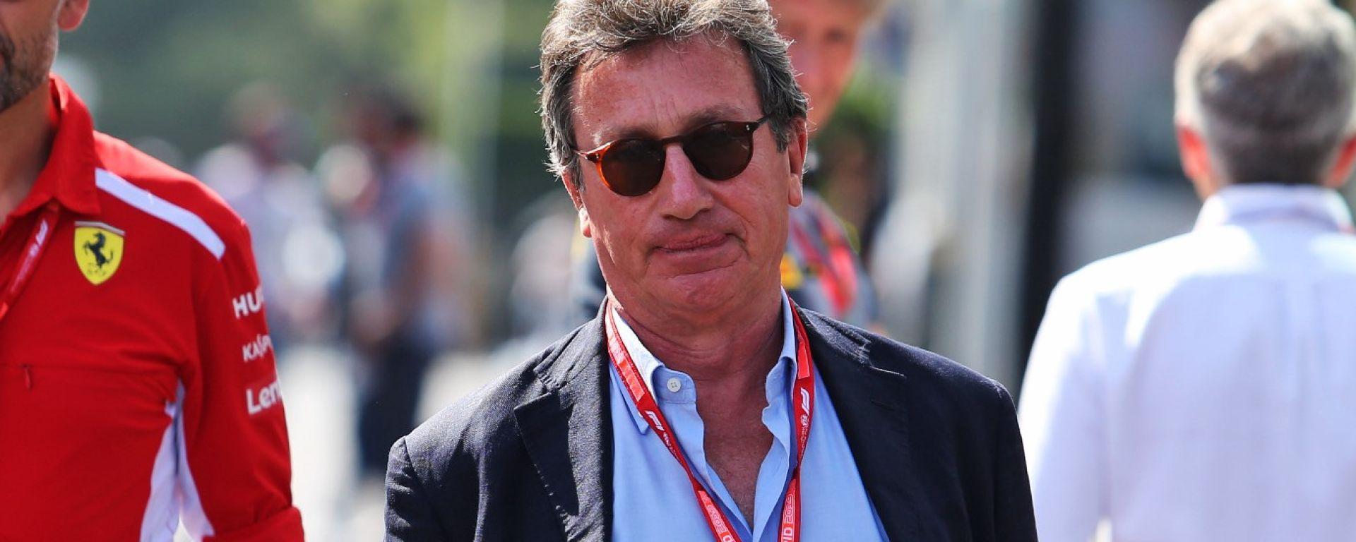 Louis Camilleri, amministratore delegato della Ferrari