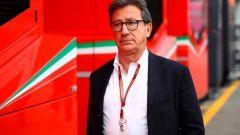 Louis Camilleri, ex CEO Ferrari