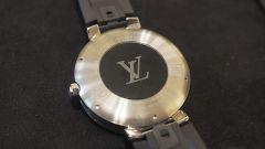 Louis Vuitton Tambour Horizon: dettaglio del fondello
