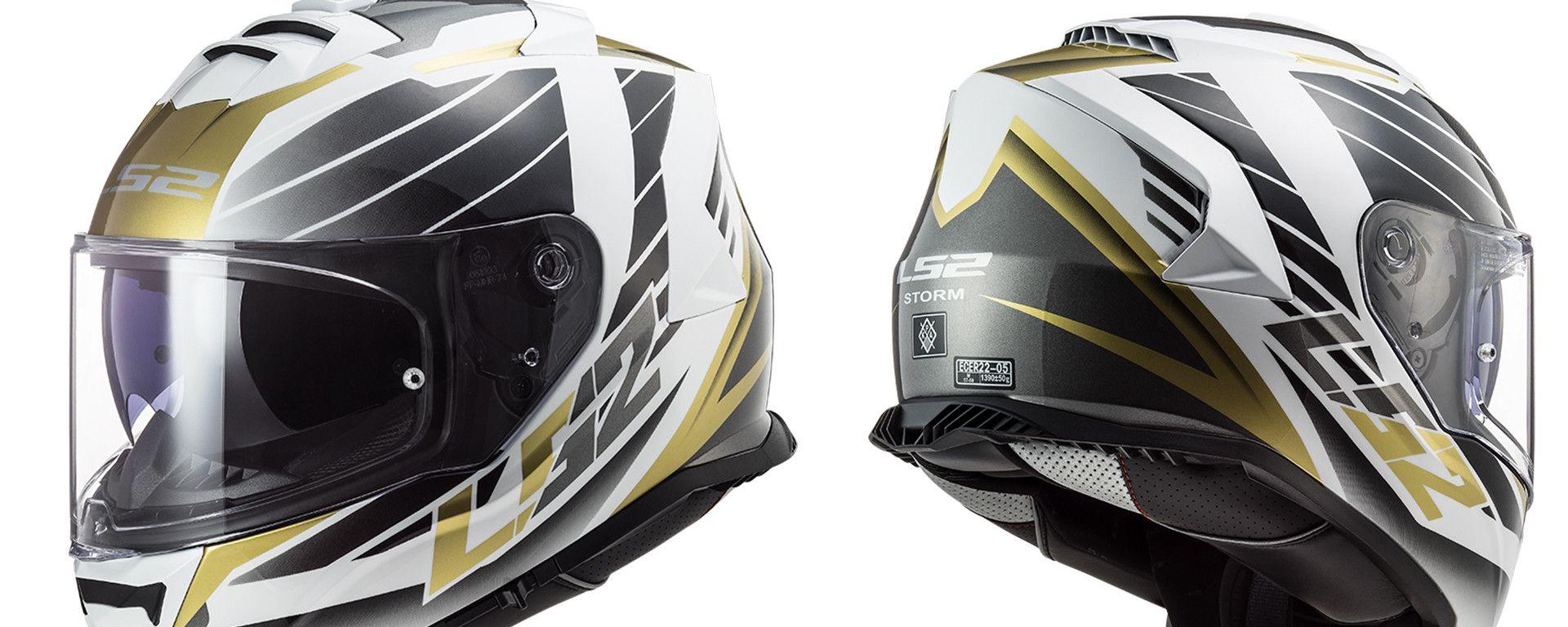 LS FF800 Storm Gold
