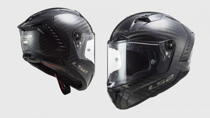 LS2 FF805 Thunder: il casco racing