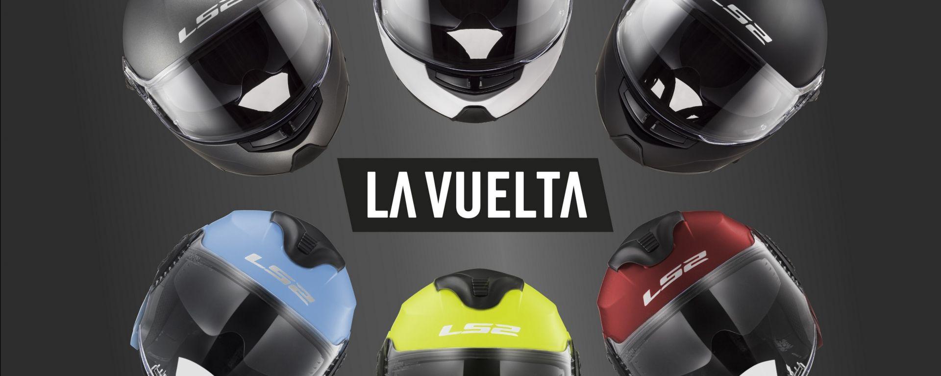 LS2: fornitore ufficiale della 73^ edizione di La Vuelta