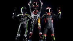 LS2 Helmets: Barbera, Baz, McPhee e De Puniet 2018
