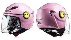 LS2 Helmets OF602 Solid Pink