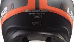 LS2 Infinity OF521: nuova grafica per l'open face cittadino - Immagine: 10