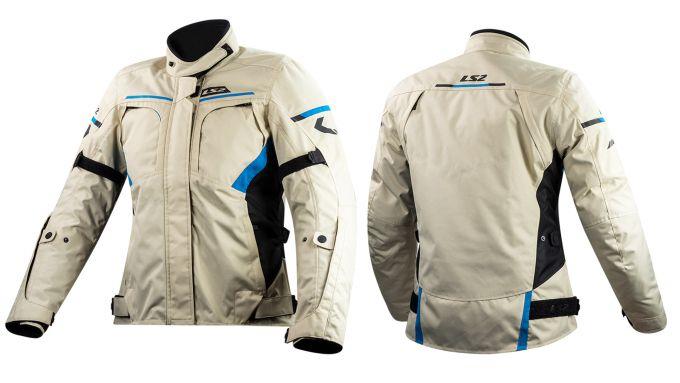LS2: la giacca Endurance donna