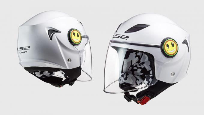 LS2 OF602 Funny: il casco jet per bambini