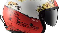 LS2 Spitfire: arriva la nuova grafica vintage Rust - Immagine: 5