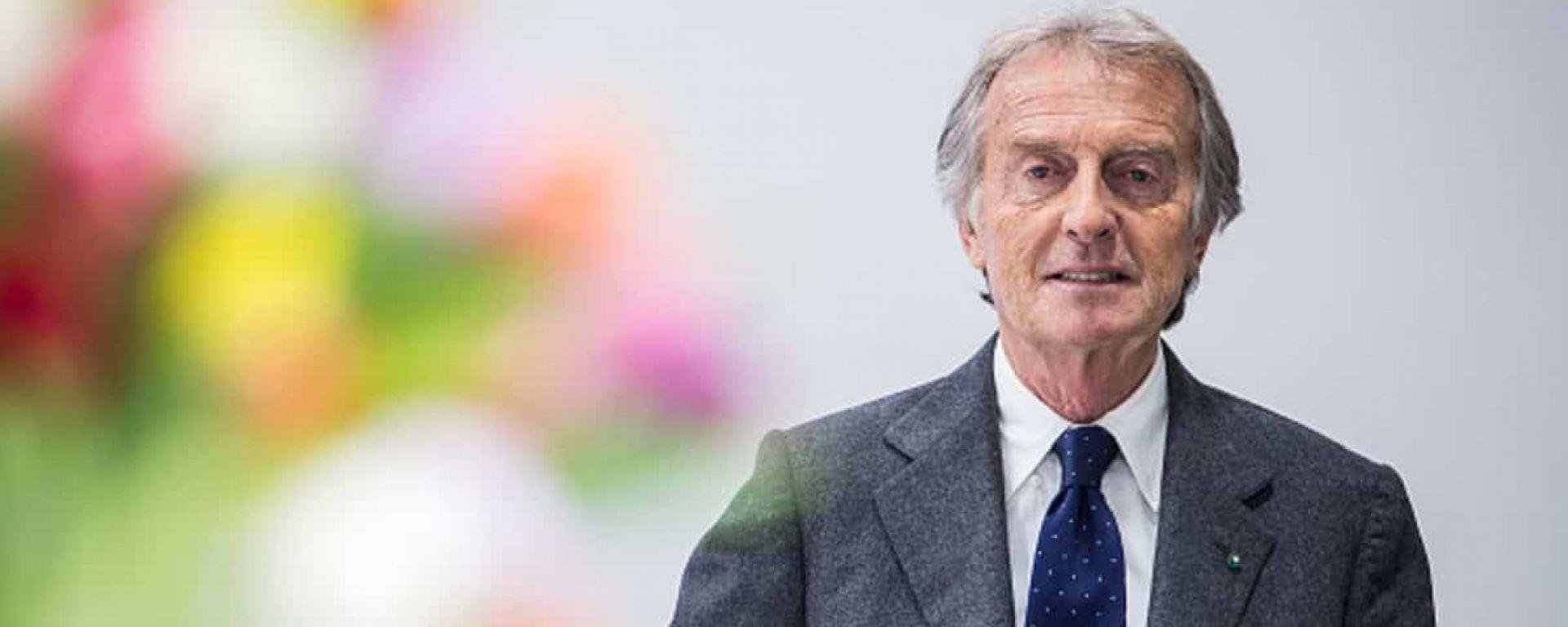 Luca Cordero di Montezemolo, ex presidente della Ferrari