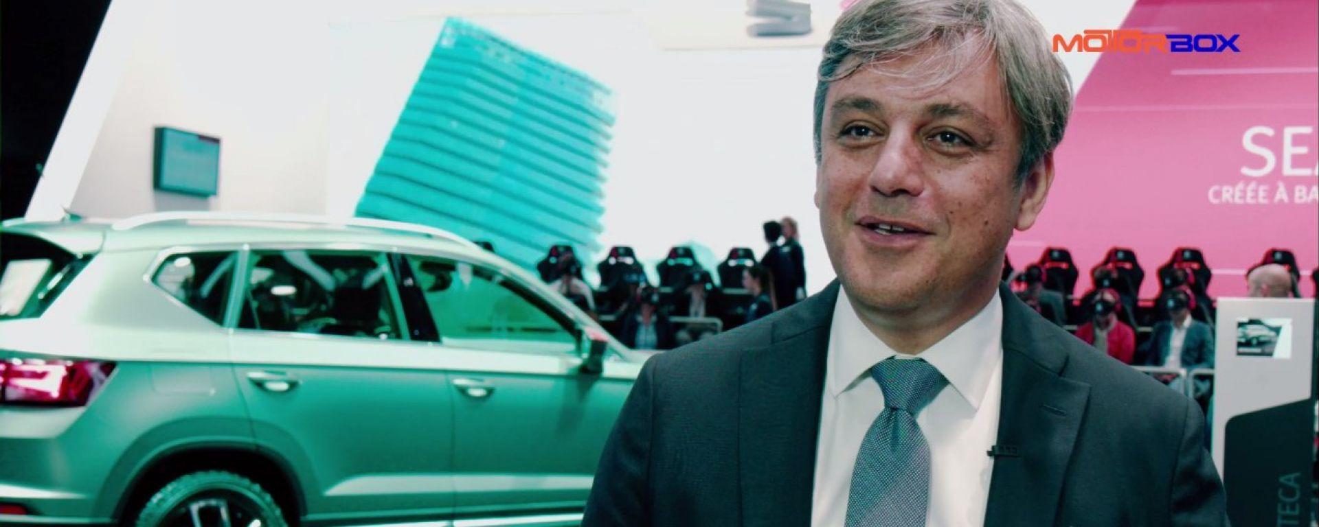 Luca De Meo, Presidente di SEAT, S.A.