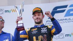 Luca Ghiotto, l'Italia della F2 che sorride al Red Bull Ring - Immagine: 1