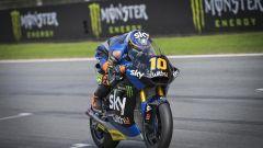 """Moto2 Catalunya: Marini, vince e fugge nel mondiale, 3° """"Diggia"""""""