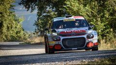 Rally Due Valli: gara sfortunata per Rossetti e Citroen