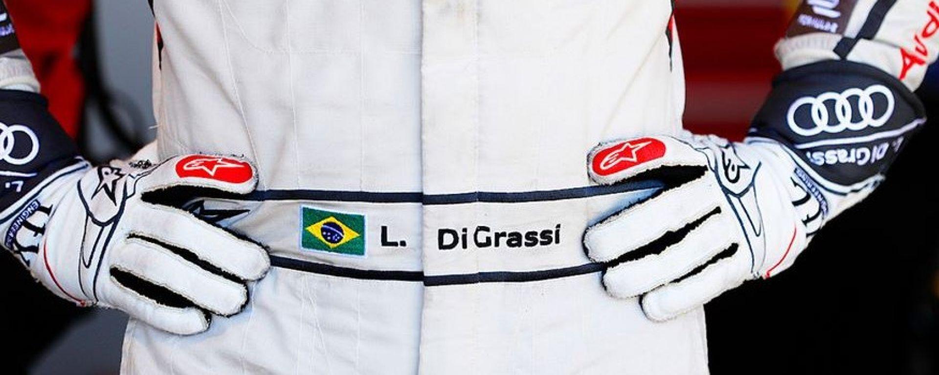 Lucas Di Grassi porta la sua Audi in pole nell'Eprix dell'Uruguay