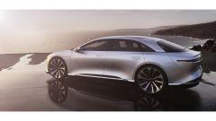 Lucid Air, futura rivale della Tesla