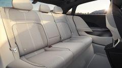 Lucid Air: il divano posteriore